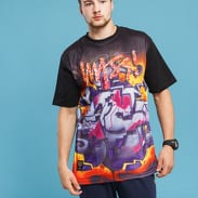 Mass DNM On The Wall Tee multicolor