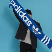adidas Originals Scarf tmavě modrá / bílá