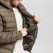 Urban Classics Basic Bubble Jacket olivová