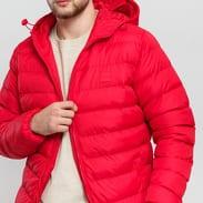 Urban Classics Basic Bubble Jacket červená