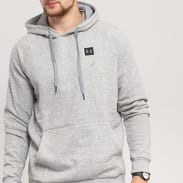 Under Armour Rival Fleece PO Hoodie melange šedá