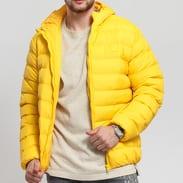 Urban Classics Basic Bubble Jacket žlutá