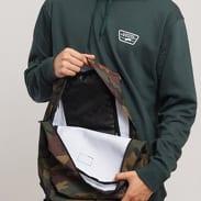 Vans Realm Backpack camo zelený