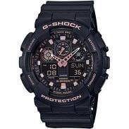 Casio G-Shock GA 100GBX-1A4ER černé