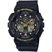 Casio G-Shock GA 100GBX-1A9ER schwarz