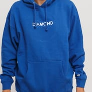 Diamond Supply Co. Shift Hoodie modrá