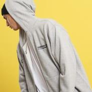 adidas Originals Kaval FZ Hoody melange šedá