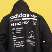 adidas Originals Kaval FZ Hoody černá