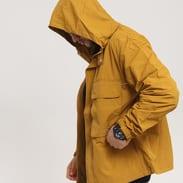Stüssy Big Pocket Shell Jacket světle hnědá