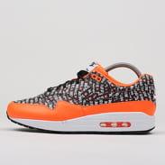 Nike Air Max 1 Premium black / black - total orange - white