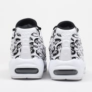 Nike Air Max 95 Premium white / white - black