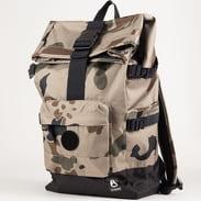 Nixon Swamis Backpack II camo zelený