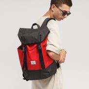 The Herschel Supply CO. Iona+ Backpack červený / melange černý