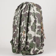 The Herschel Supply CO. Settlement Backpack krémový / camo zelený