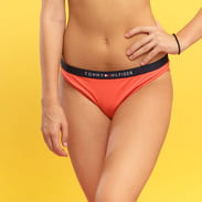 Tommy Hilfiger Classic Bikini - Slip oranžové