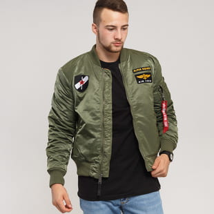 Alpha Industries MA-1 VF Custom
