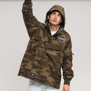 Alpha Industries NASA Jacke