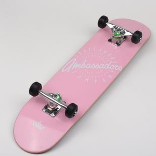 Ambassadors Komplet Skateboard Spin Real Pink x Mini Logo HW