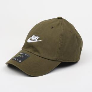 b95f4cb2a Hat Nike U NSW H86 Cap Futura Wash (913011-395)– Queens 💚