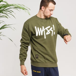 Mass DNM Signature Crewneck
