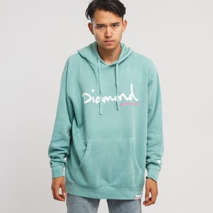 Diamond Supply Co. OG Script Pigment Dyed Hoodie