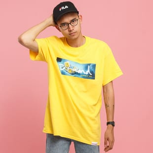Diamond Supply Co. Citrine Box Logo Tee