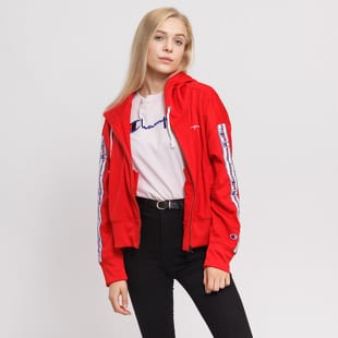 Champion Hooded Full Zip Top