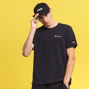 Champion Embroidered Logo Crewneck Tee