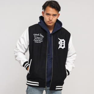 New Era Post Grad Pack Varsity Jacket Detroit Tigers