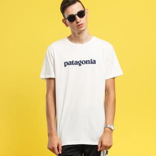 Patagonia M's Text Logo Organic TShirt