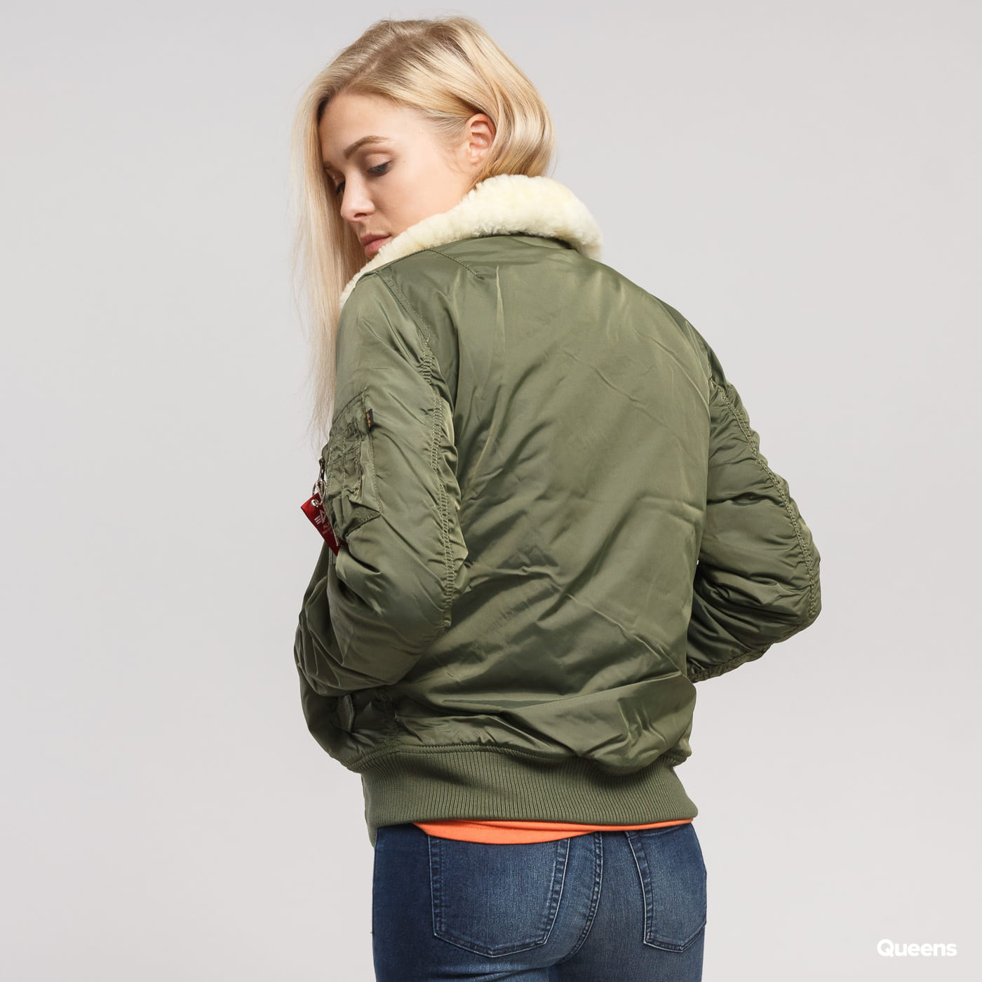 Alpha Industries Injector III Wmn olive