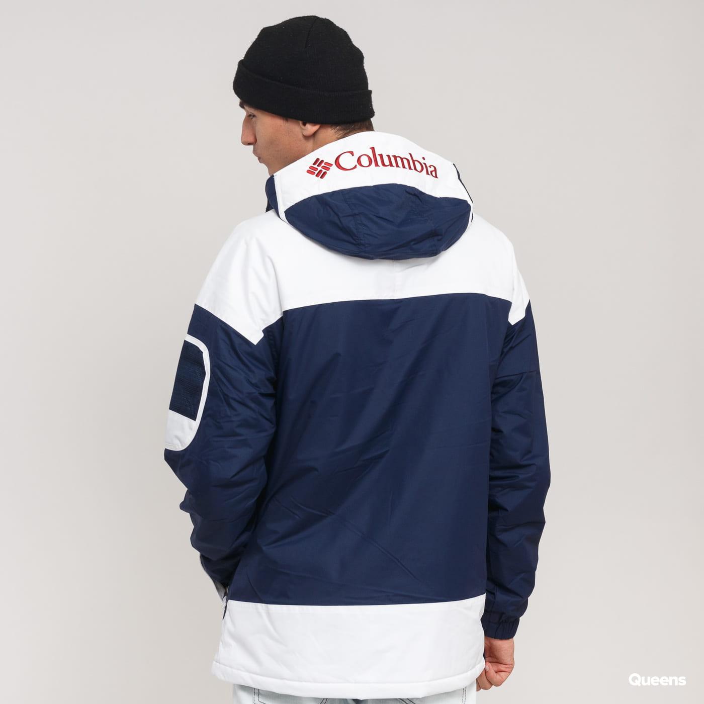 Columbia Challenger Pullover navy / weiß