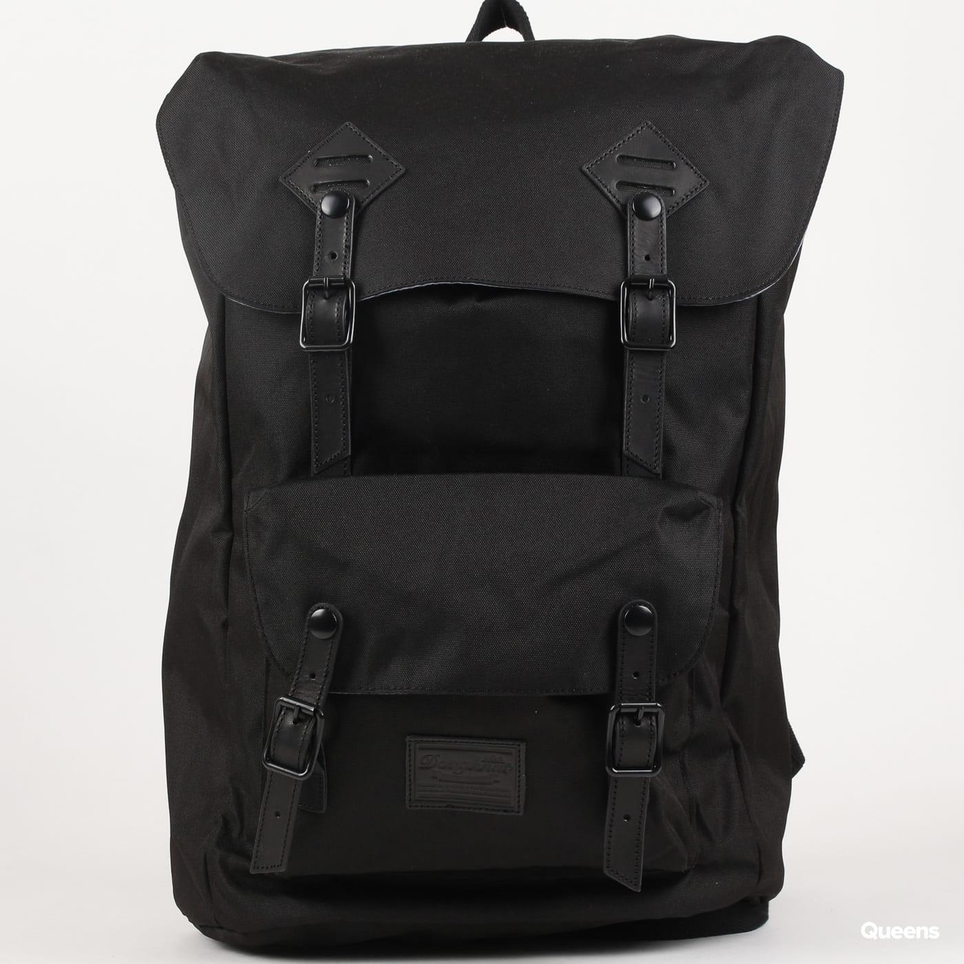 Doughnut American Vintage Nylon Backpack černý