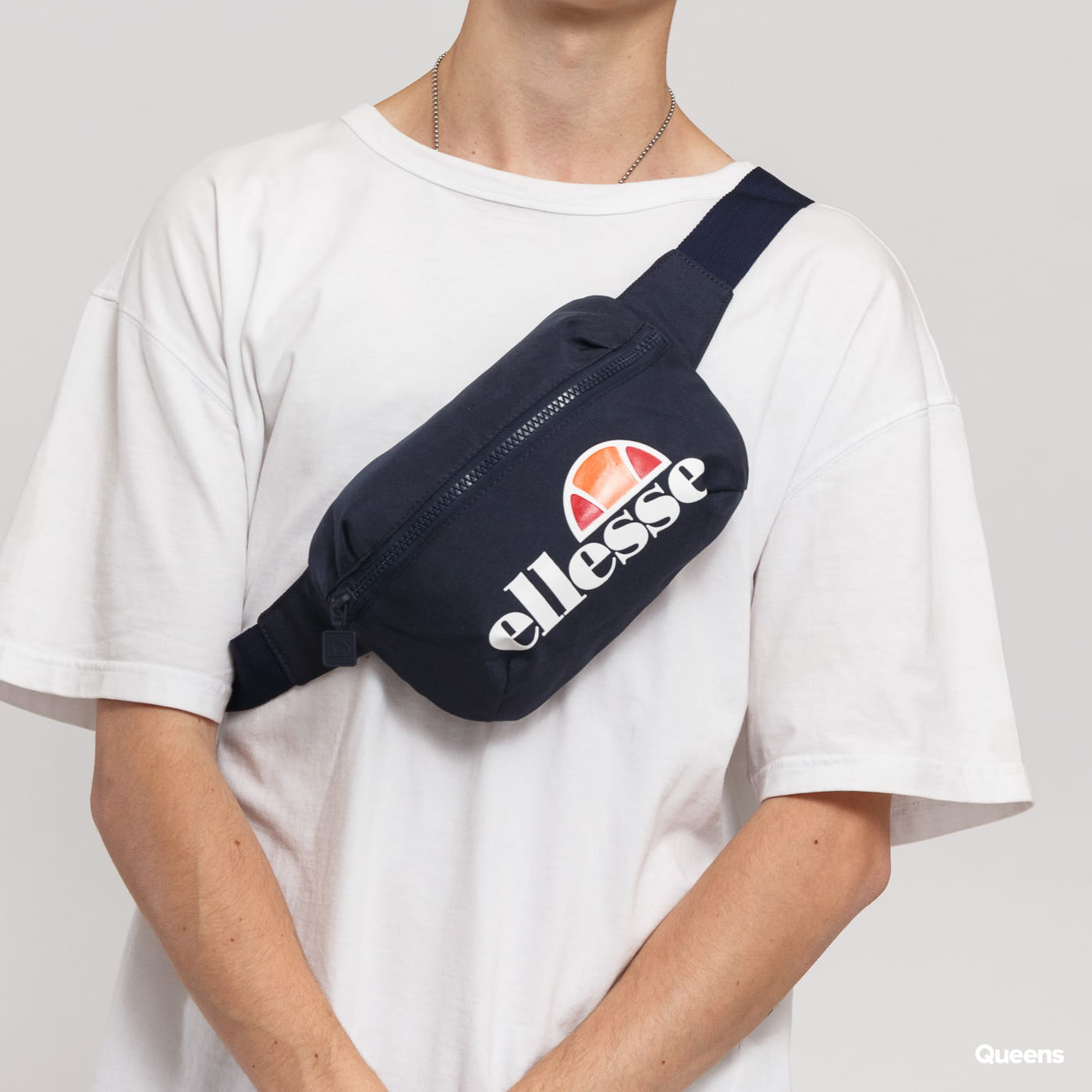 ellesse Rosca Cross Body Bag navy