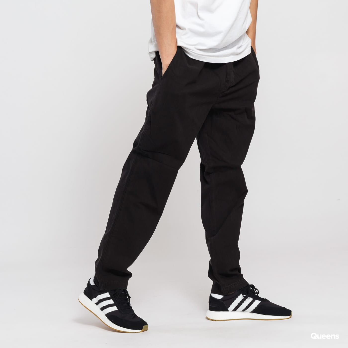 94891cd7a07 Pants Stüssy Brushed Beach Pant black (116345 / 0001) – Queens 💚