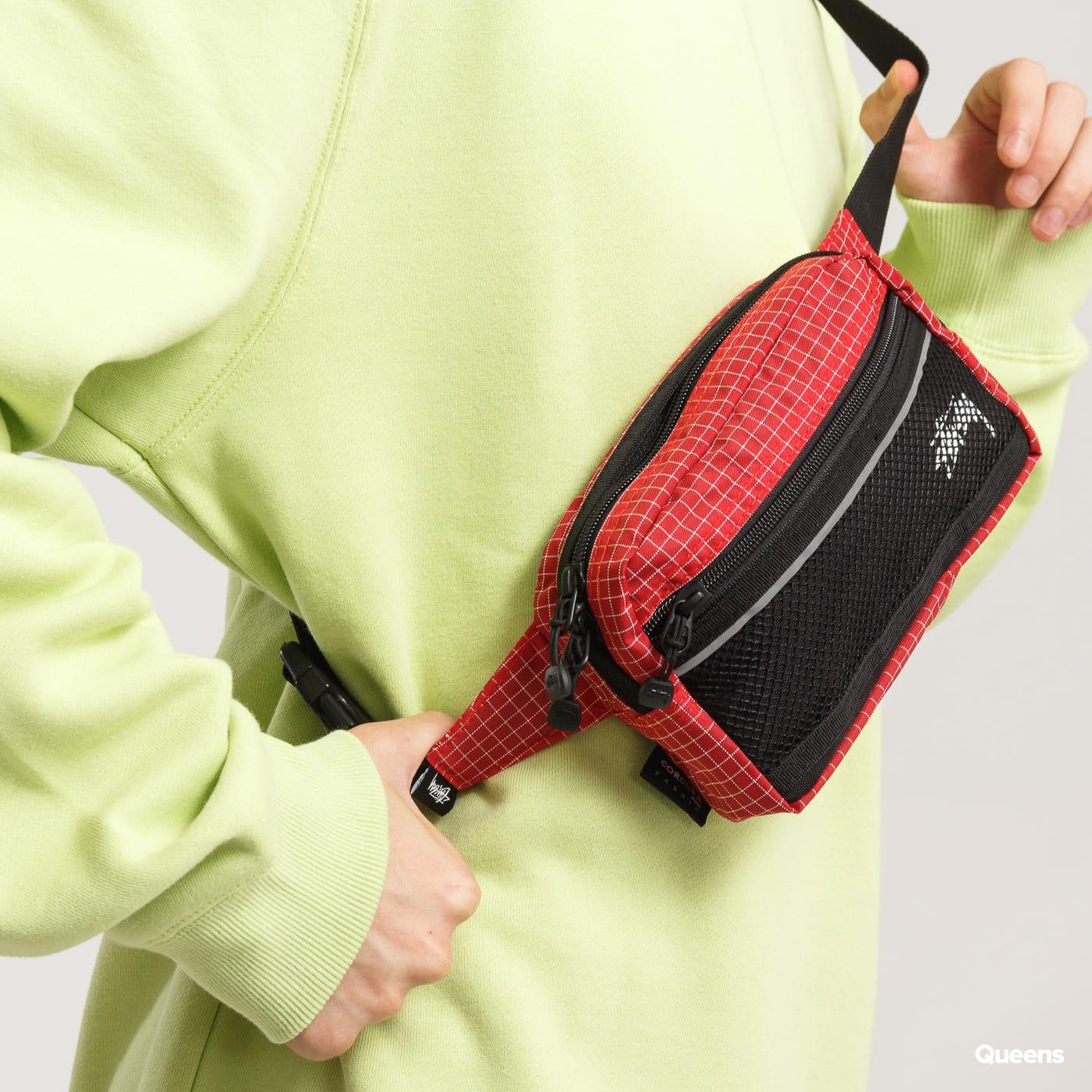 56f3b5f430 Fanny Pack Stüssy Ripstop Nylon Waist Bag (134187   0601)– Queens 💚