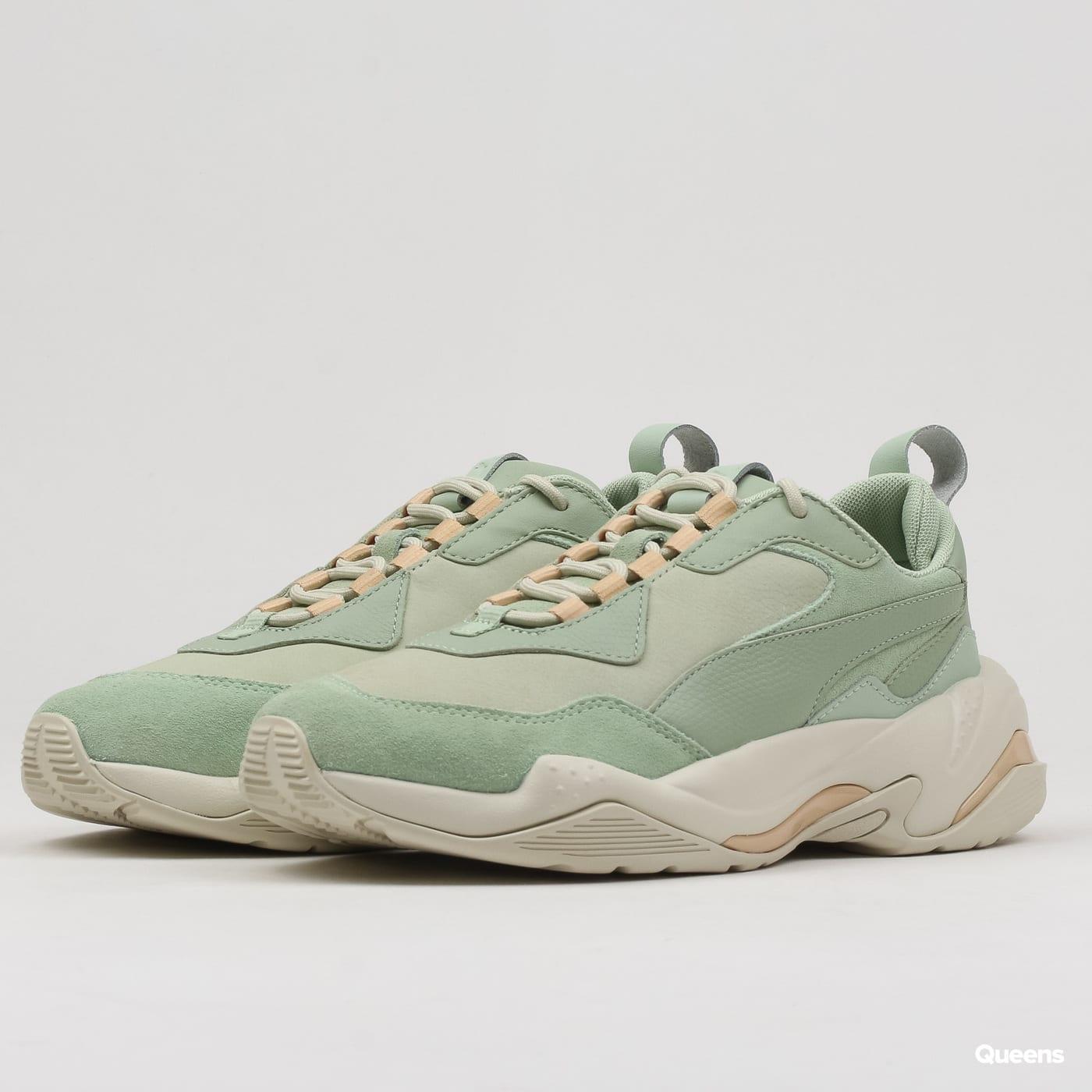 Zelené dámské boty Puma – Queens 💚 cf6b200b854