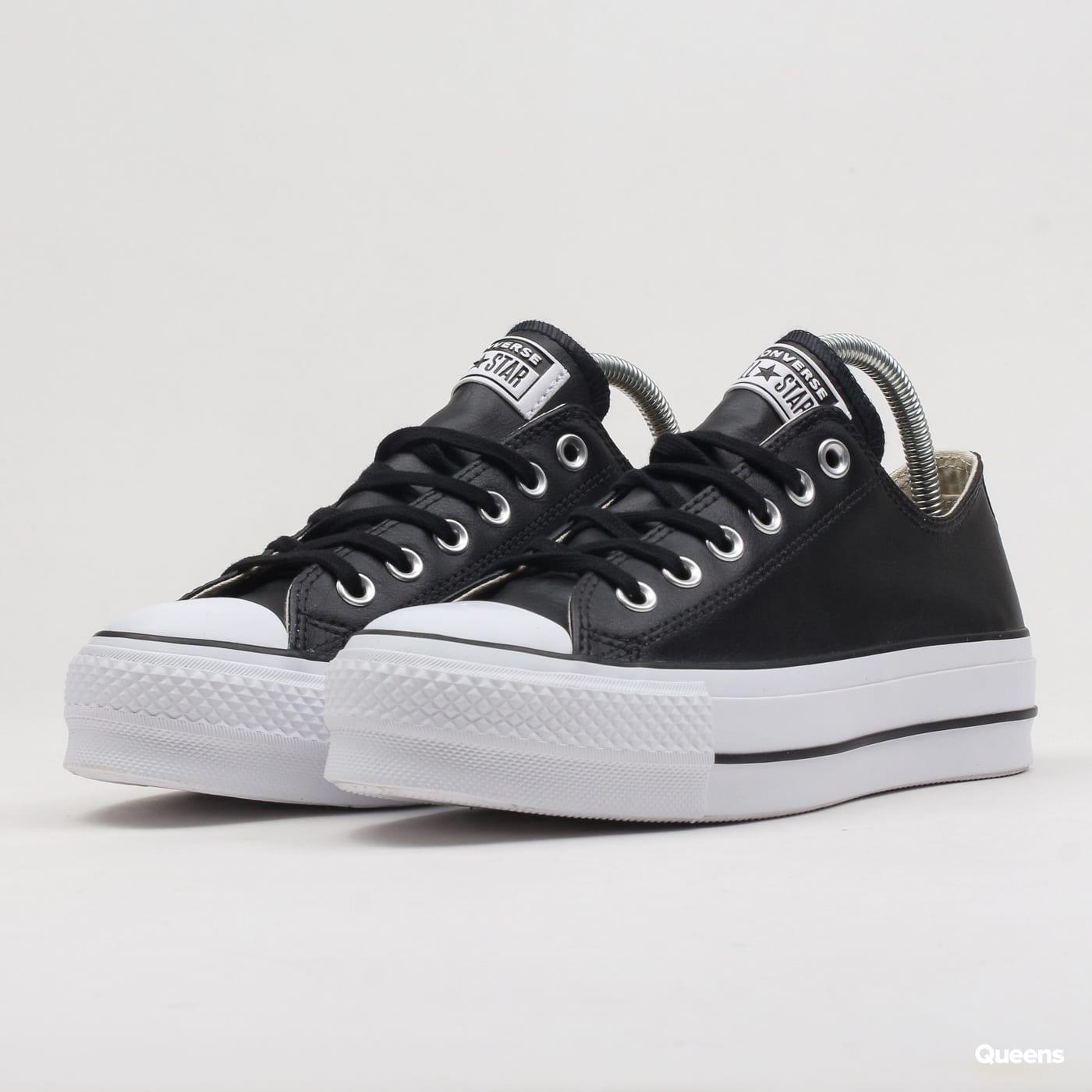 Converse Chuck Taylor All Star Lift Clean OX (C561681)– Queens 💚 f18b19f5668