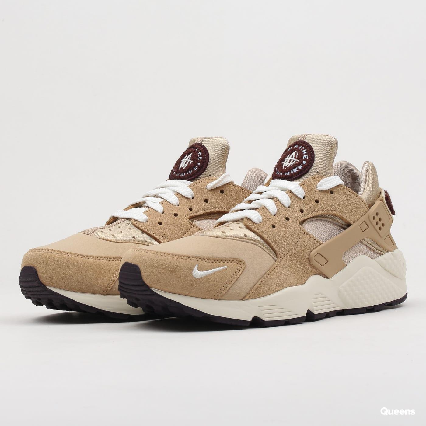 f0a945d362f Sneakers Nike Air Huarache Run Premium (704830-202)– Queens 💚