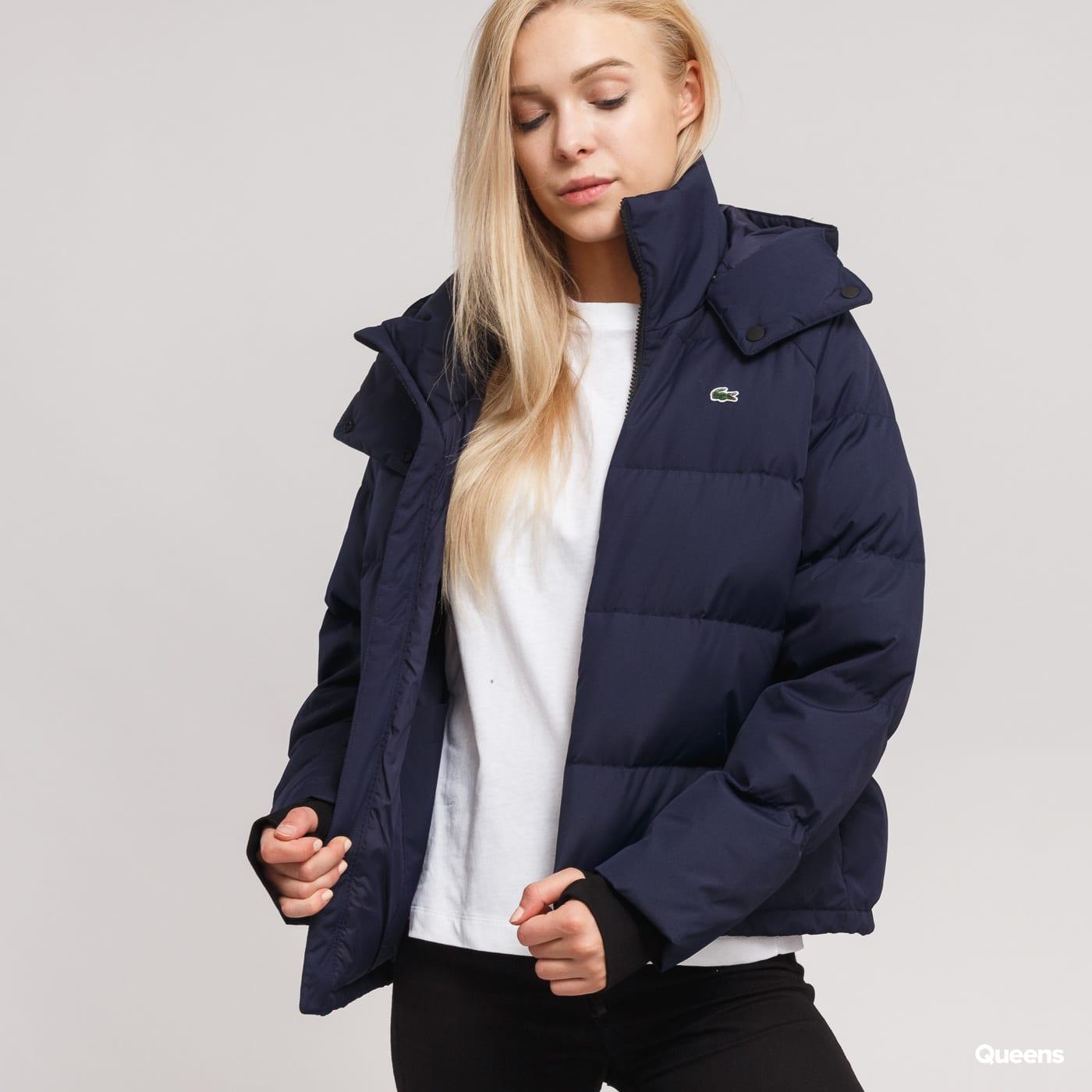 1cedd967710 Dámská zimní bunda LACOSTE Woman Jacket (BF8996) – Queens 💚