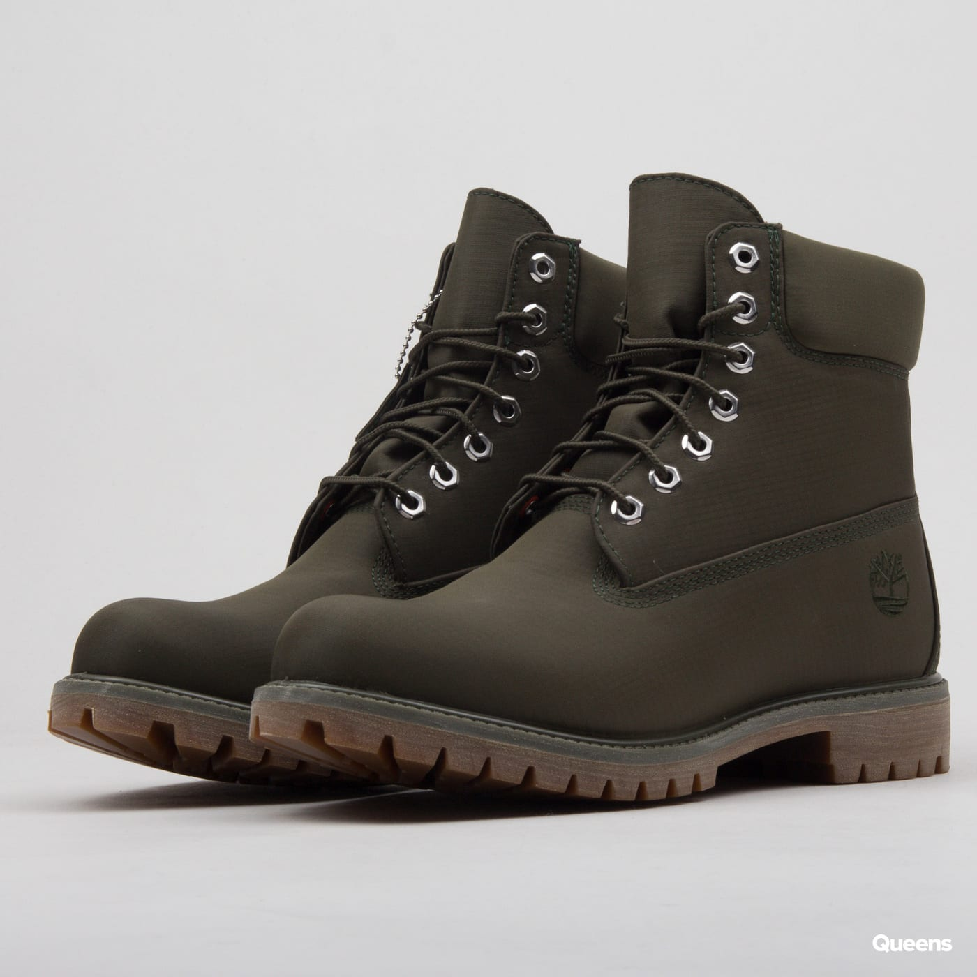 5098ddd3cde Pánska zimná obuv Timberland 6 in Premium Boot (A1R5Z-GRN)– Queens 💚