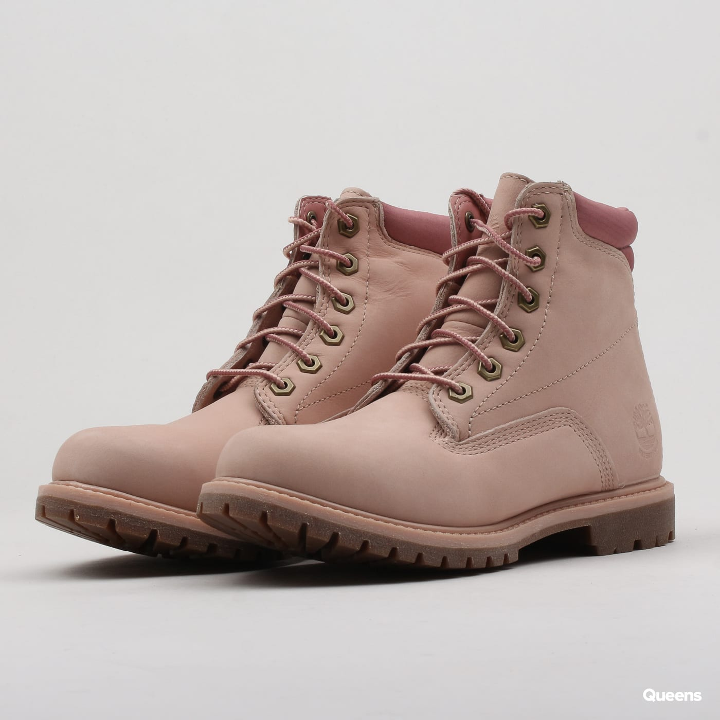 Pánska zimná obuv Timberland Waterville 6 In Basic Boots (A1QT5-ROS)–  Queens 💚 a116ff5b8ea