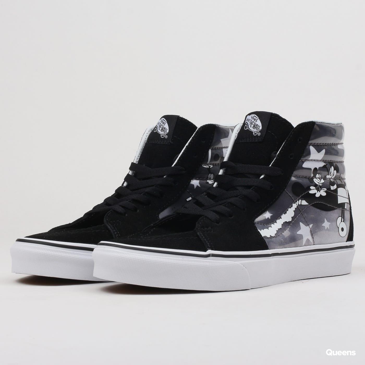 Boty Vans SK8-HI (Disney) (VN0A38GEUPO) – Queens 💚 f27c828086