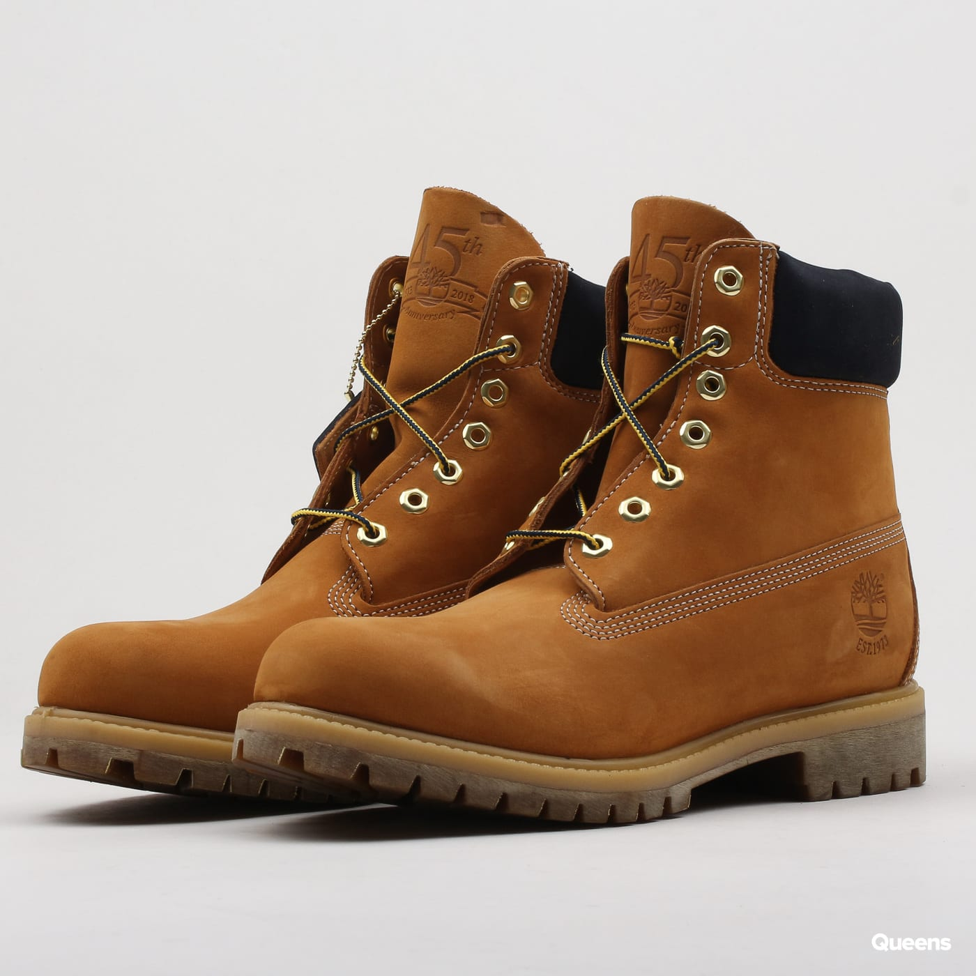 Pánské zimní boty Timberland Heritage 6 In Premium Boot (A1VXW-WHE) –  Queens 💚 a9a5f699c07