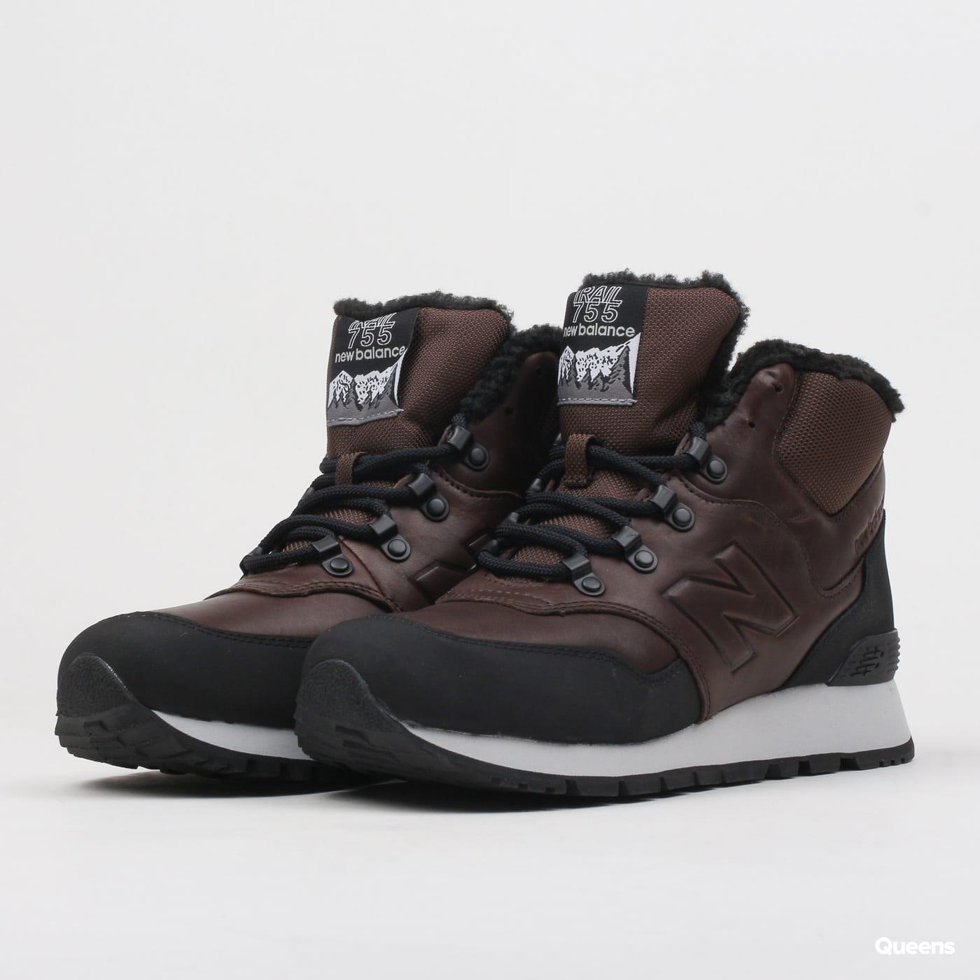 Pánské zimní boty New Balance HL755MLC – Queens 💚 aab4706184