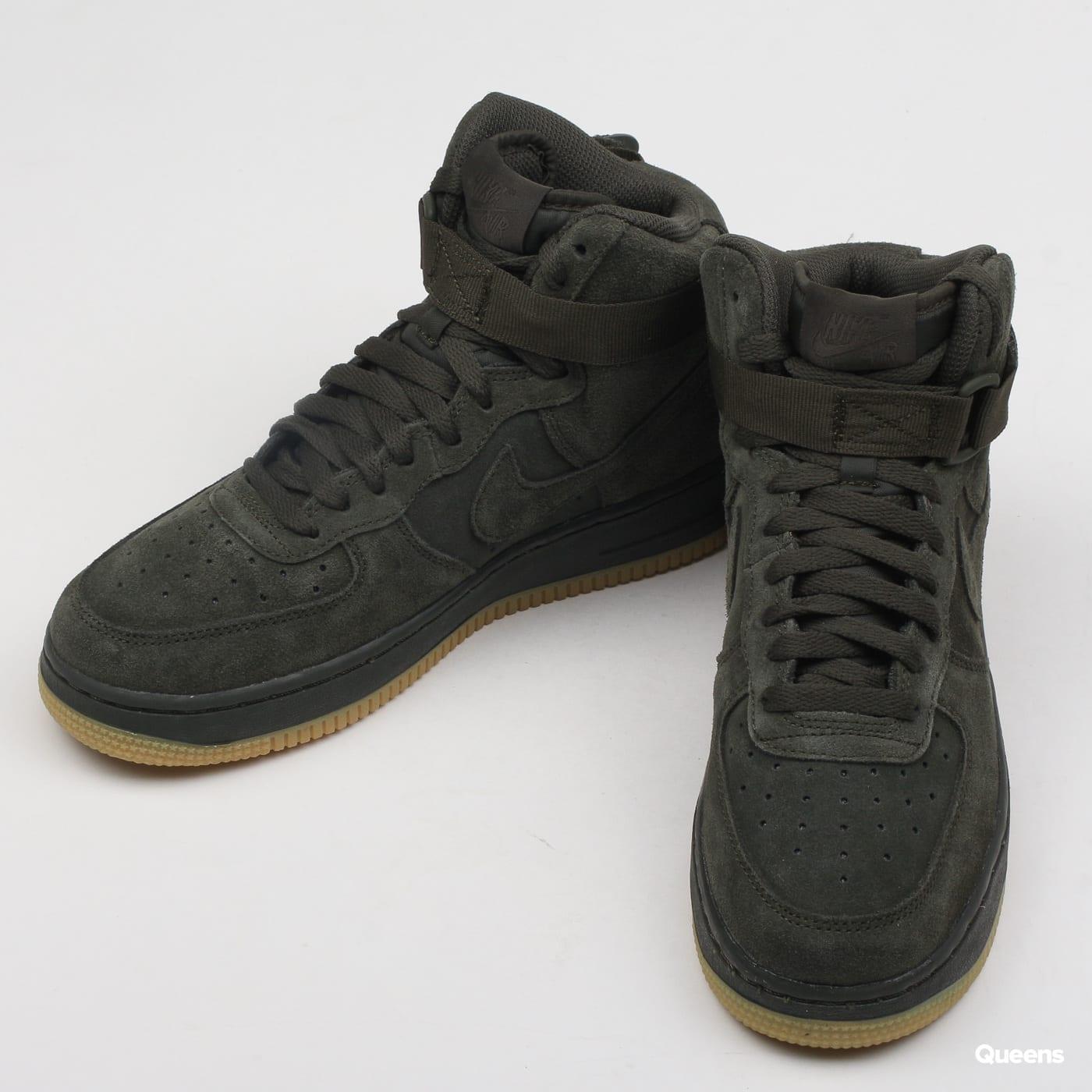 627e07645f911 Zväčšiť Zväčšiť Zväčšiť Zväčšiť Zväčšiť. Nike Air Force 1 High LV8 (GS)  sequoia ...