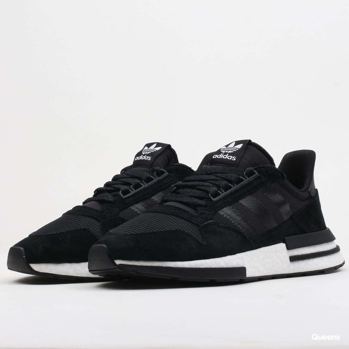 the latest a7fbf a3d26 adidas Originals ZX 500 RM cblack / ftwwht / cblack