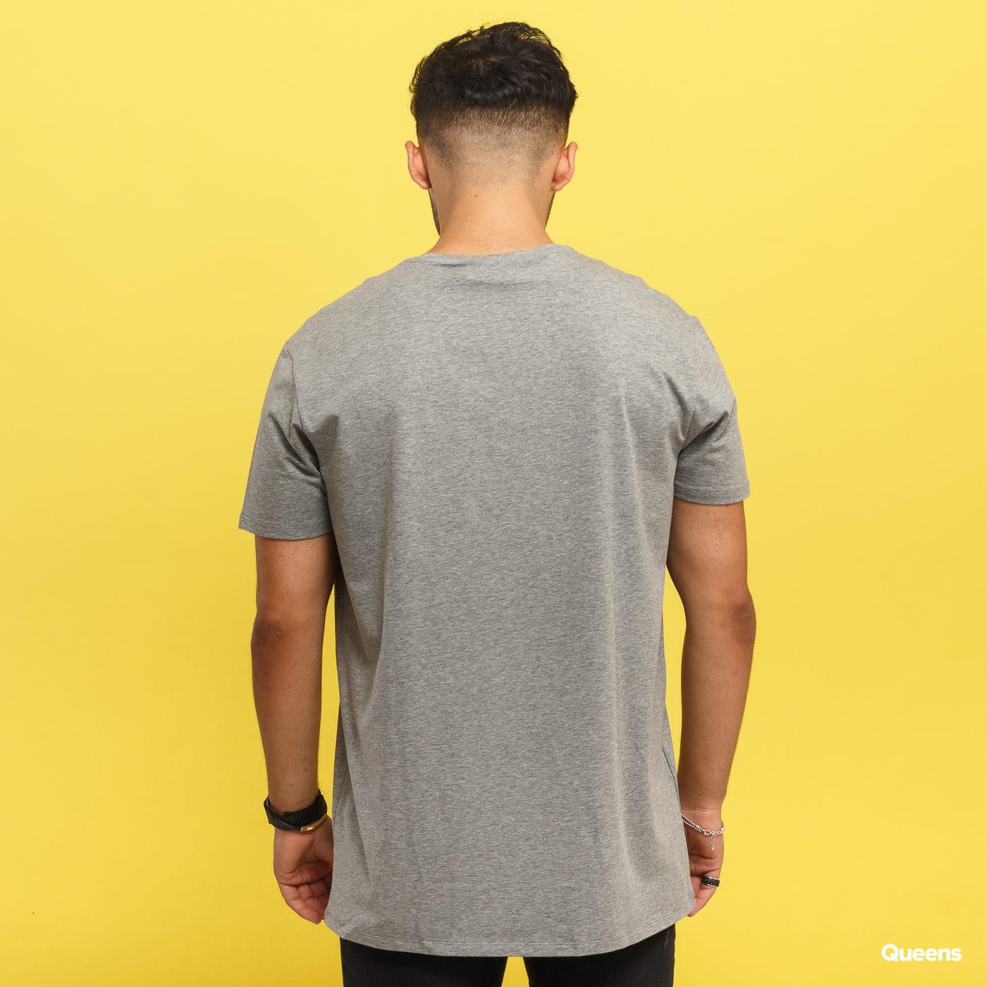 LACOSTE Base T-shirt grau melange