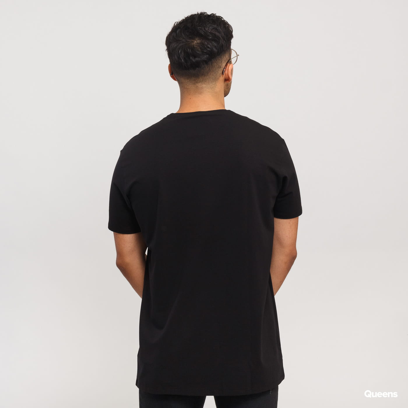 LACOSTE Base T-shirt black