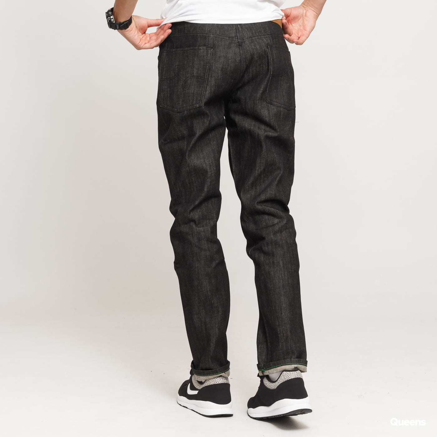 LRG RC TT Denim Jeans raw black